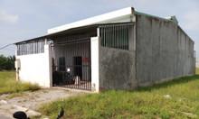 Bán nhà xưởng 210m2 gần KDC Tên Lửa, gần bến xe miền Tây, thổ cư 100%