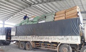 Vận chuyển hàng hoá tuyến Lào Campuchia