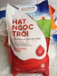 Bao đựng gạo 5kg, 10kg, 25kg, 50kg, in theo yêu cầu của khách hàng