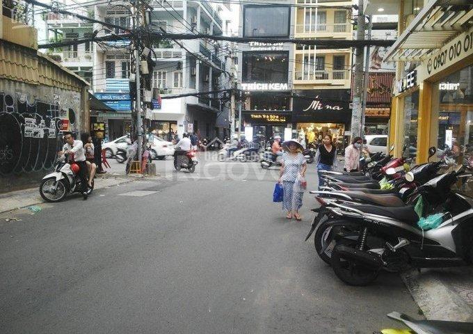 Bán nhà 1T2L hẻm 10m đường Điện Biên Phủ, P.1, Q.3 4x15.5=60.6m2