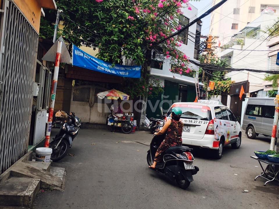 Bán nhà HXH 60/5 Nguyễn Khuyến 1T1L cách đường lớn 1 căn