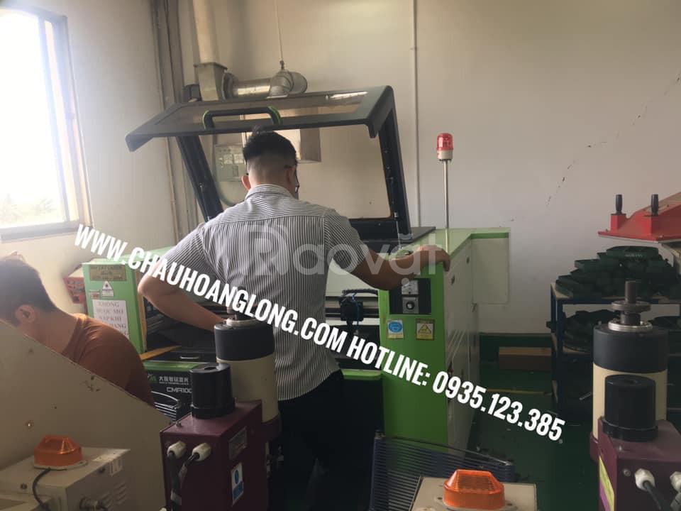 Sửa máy cắt lazer ngành may mặc