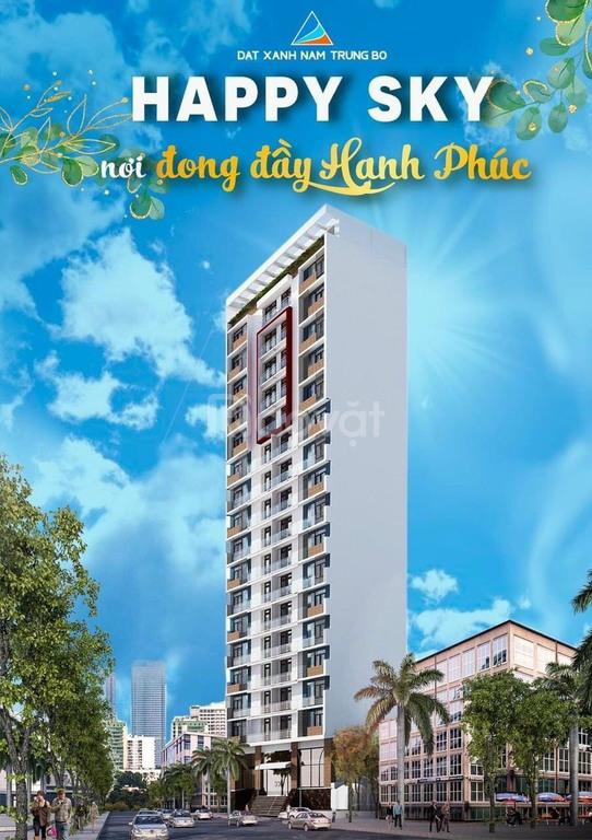 Nhận nhà đón tết cùng căn hộ sổ đỏ Happy Sky Nha Trang