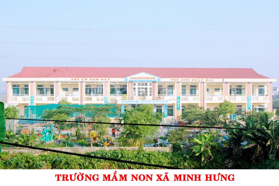 Đất Chơn Thành gần KCN Minh Hưng Hàn Quốc, thích hợp đầu tư xây trọ