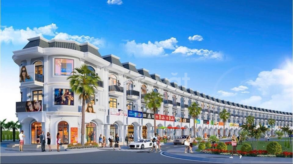 Có nên đầu tư đất nền, nhà phố dự án J Dragon, Thắng Lợi Group