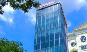 Tòa nhà 10 tầng, ngay cv Tao Đàn, DT 227m2, ngang 10m