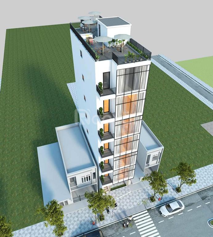 Bán Building Lotte khu Lotte Tây Hồ