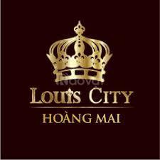 Lô LK cuối cùng tại Louis City Hoàng Mai có HĐMB, DT 107m2