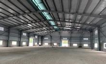 Cho thuê kho xưởng 500-5000m2 tại Nguyên Khê, Đông Anh