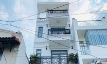 Bán nhà mới 4x18m, đường 8m Lê Văn Quới, gần ngã 4 Bốn Xã, gần chợ LVQ