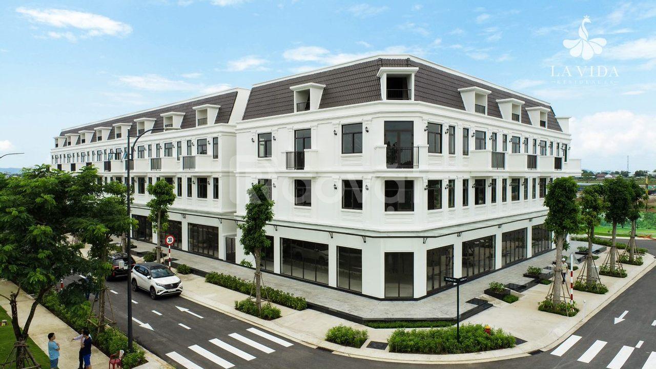 Nhà phố biệt thự Tp.Vũng Tàu, mặt tiền đường 3/2, TT 30% nhận nhà