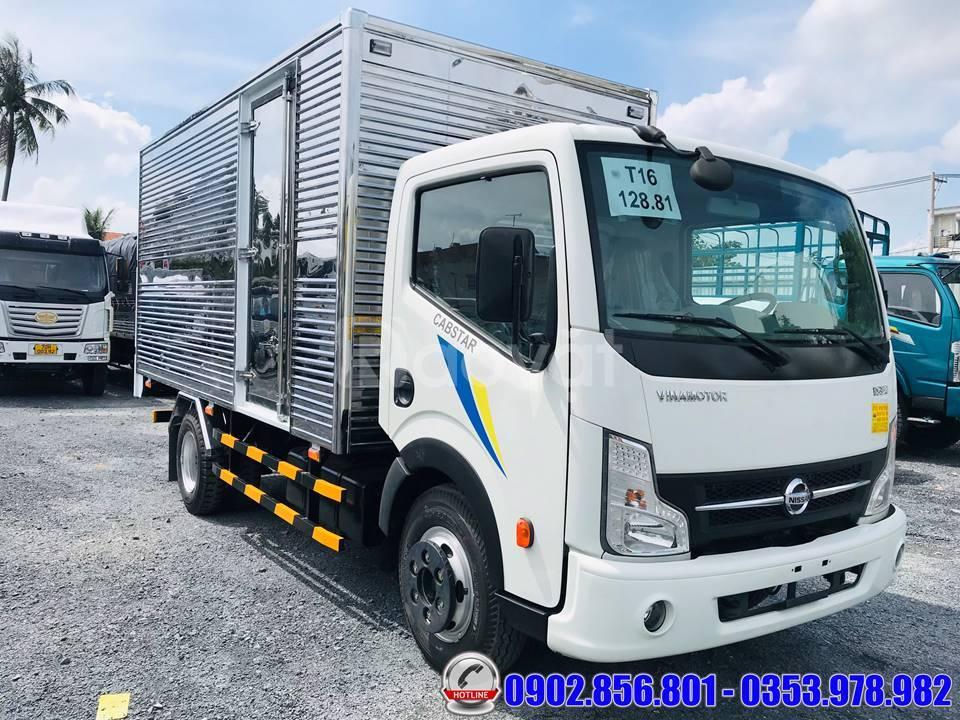 Xe tải động cơ Nissan NS200 và NS350, Vinamotor đồng vàng