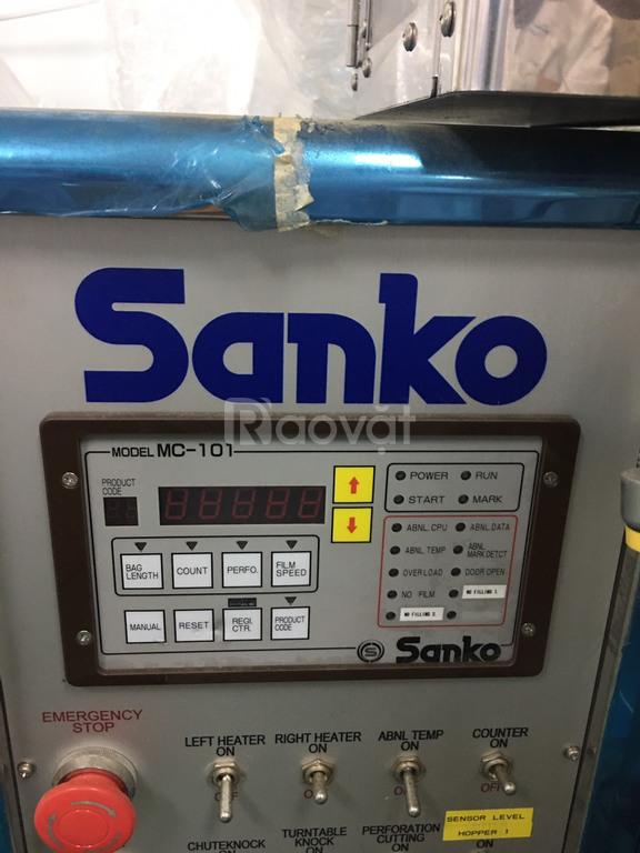 Cần thanh lý máy đóng gói Sanko