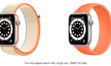 Thu mua Apple Watch Series 6, SE, S5, S4 giá cao HCM