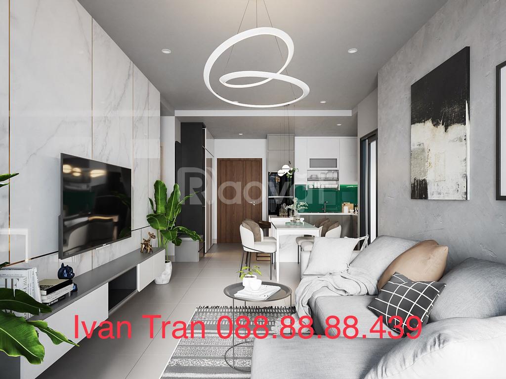 Bán căn hộ chung cư cao cấp Compass One, Thủ Dầu Một, Bình Dương