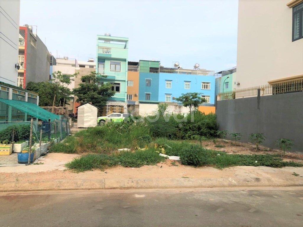 Tôi cần bán 440m2 đất thổ cư nằm trên mặt tiền đường số 7, Q.Bình Tân