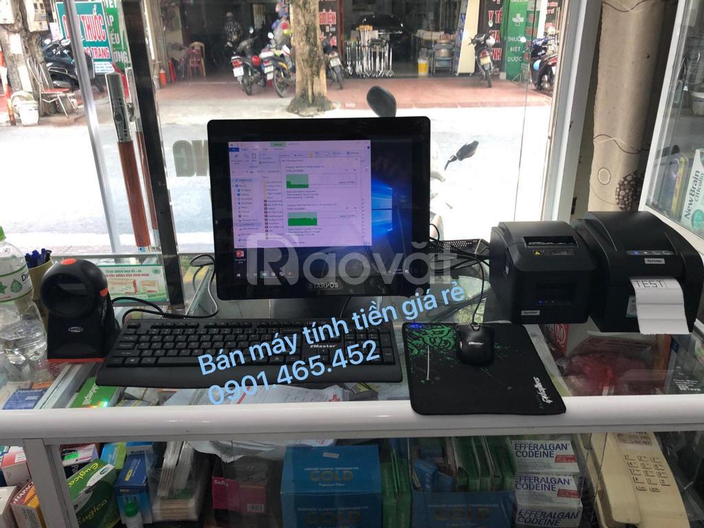 Bán máy tính tiền và phần mềm quản lý nhà thuốc tây