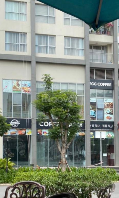 Cho thuê sàn thương mại chung cư Nghi Tàm, Cầu Diễn
