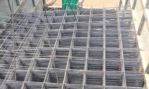 Lưới thép hàn phi 6, lưới hàn chập phi 6 ô 100x150, 200x200, 250x250