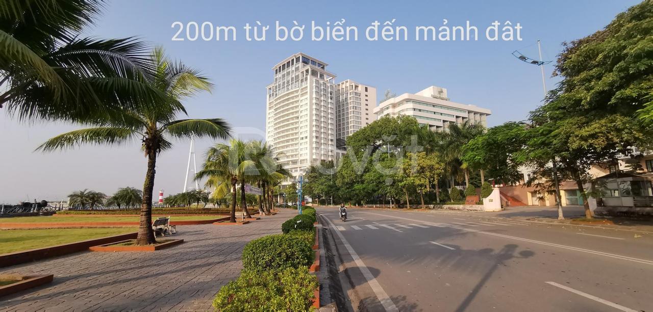 Đất mặt đường Bãi Cháy, phù hợp kinh doanh khách sạn
