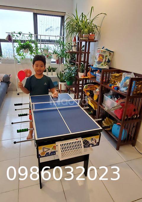 Bàn bi lắc mini 4in1 Multi Game nhập khẩu giá rẻ chất lượng cao