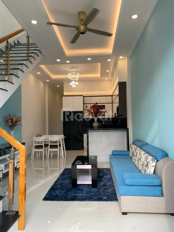 Cần bán nhà Hiệp Thành 1 gần bệnh viện 512 giường nhà mới hoàn thiện
