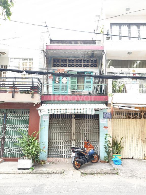 Bán nhà hẻm 10m đường Âu Cơ, P9, Tân Bình, 3.5mx16m, 1 trệt 1 lầu