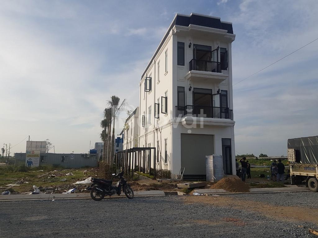 The Sol City, cho đất nền nam Sài Gòn