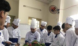 Tuyển sinh lớp học nấu ăn tại Đà Nẵng trường Trung cấp Ý Việt