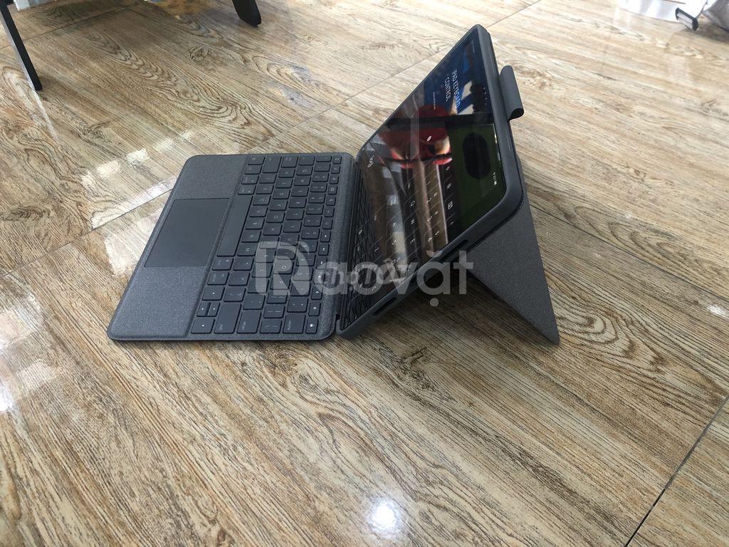 Bàn phím Logitech Combo Touch cho ipad pro và ipad air 3