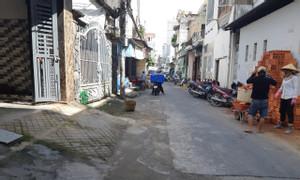 Nhà hẻm 6m Thoại Ngọc Hầu, Q.Tân Phú, 5.15x37m, dãy trọ thu nhập tốt