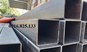 Thép ống 406, hộp 100x200, vuông 150x150x6