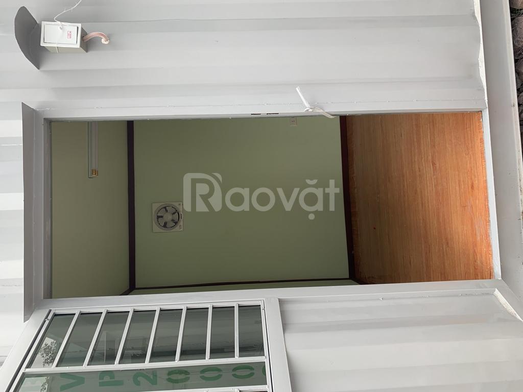 Bán cho thuê container văn phòng 20f, 40f