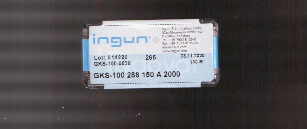 Cung cấp chân pin kiểm tra bo mạch Ingun