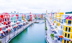 Sở hữu Shop Grand World Phú Quốc liền kề Casino