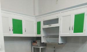Tủ bếp nhôm kính Tiến Cường, sự lựa chọn hoàn hảo cho mọi gia đình