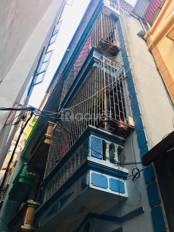 Bán nhà 4 tầng, diện tích 40 mét vuông x 4 tầng, ngõ 656 Kim Giang