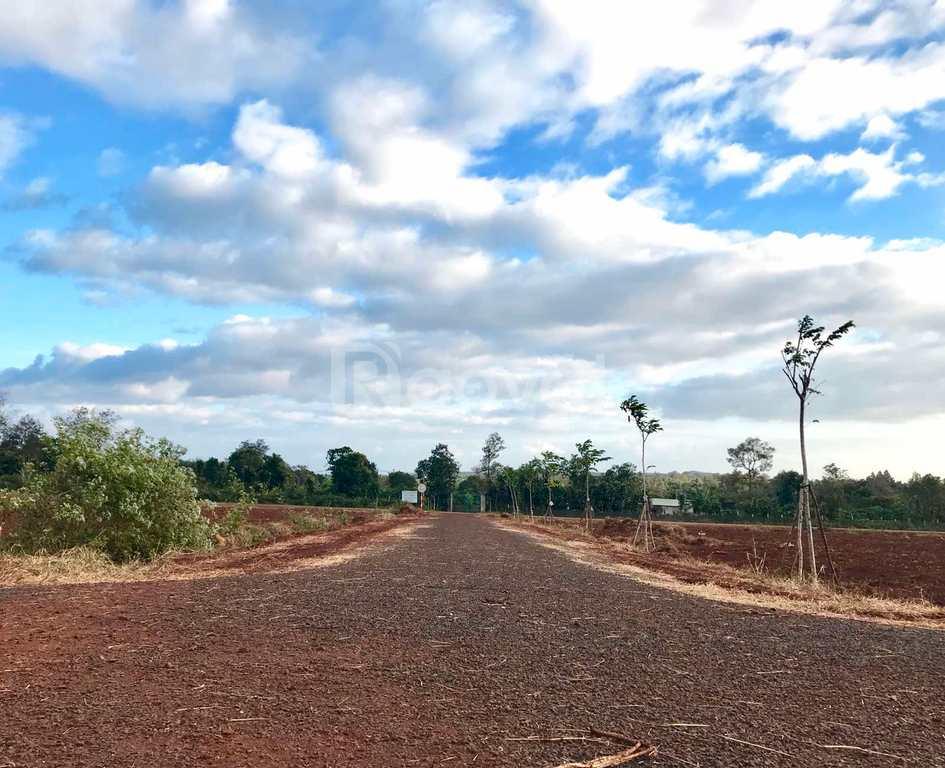 Đất nền sổ đỏ biệt thự sinh thái Nam Fleiku