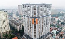 Căn hộ cao ốc Nguyễn Kim, khu B ngay trung tâm Q.10, mới bàn giao nhà