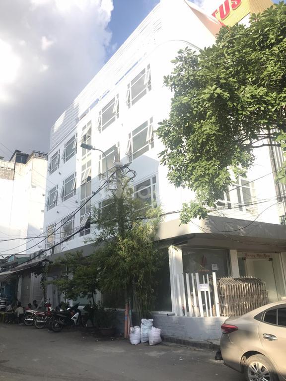 Cho thuê nhà góc 2MT 2A Điện Biên Phủ, P.25, quận Bình Thạnh