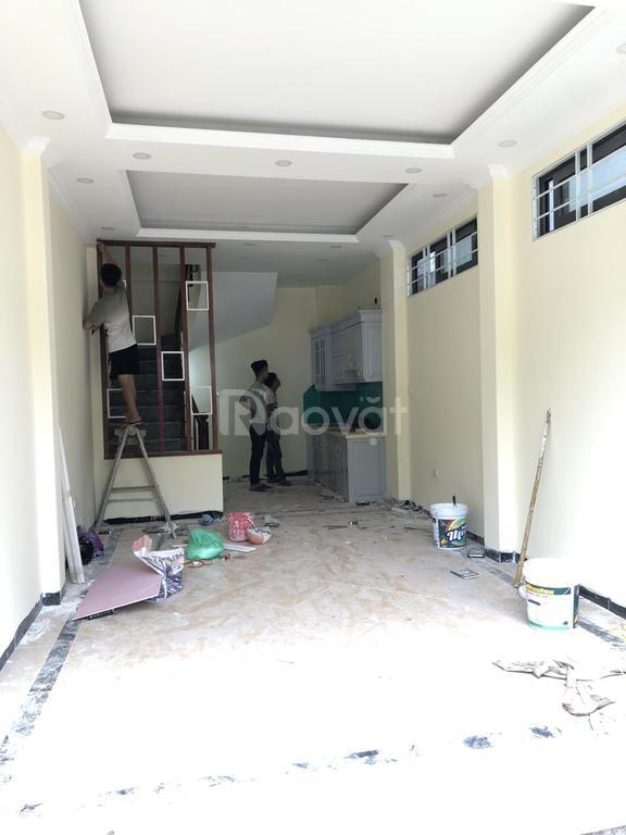 30m2 4T nhà Phú Lãm, Hà Đông cách QL21B 60m, ôtô đỗ gần