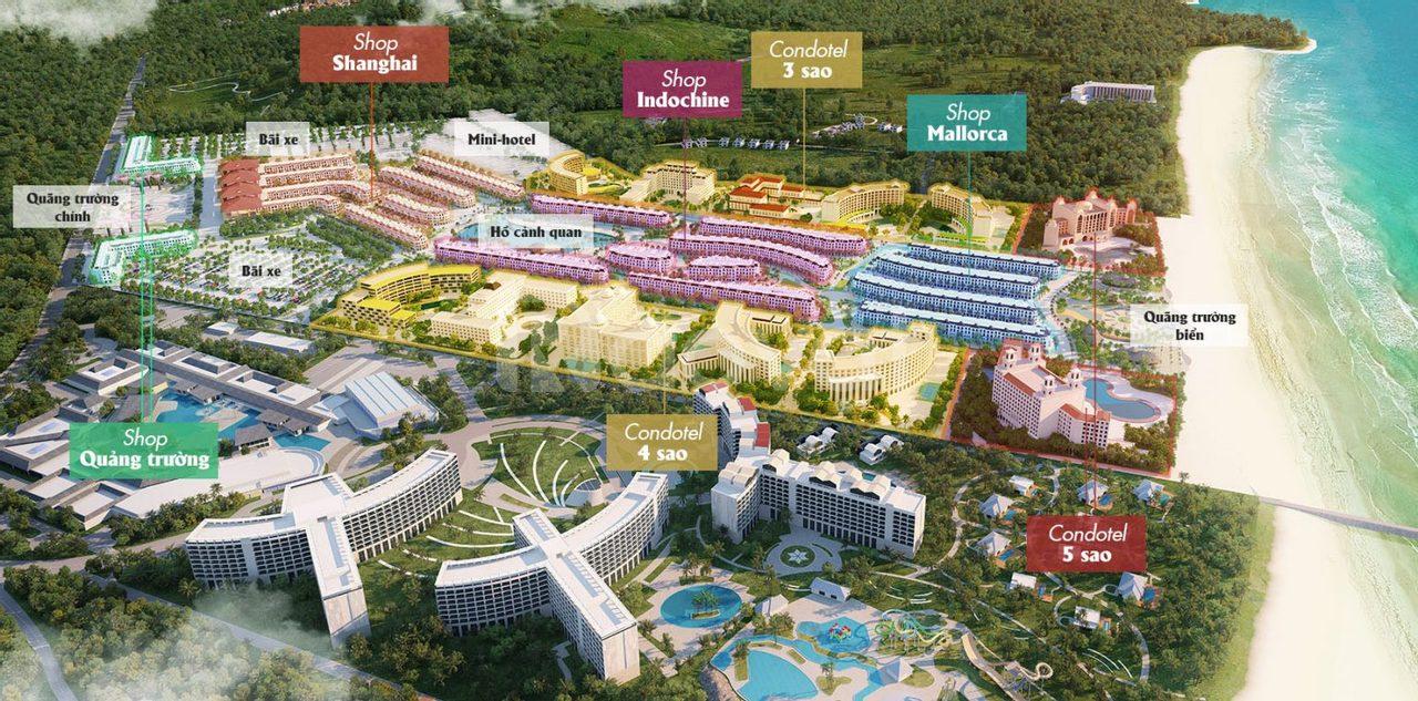 Cho thuê Shop Grand World Phú Quốc miễn phí 2 năm, tặng gói NT 1 tỷ