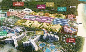 Cho thuê Shop Grand World Phú Quốc miễn phí 2 năm + tặng gói NT 1 tỷ