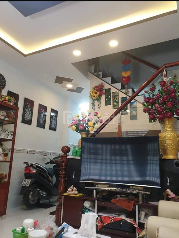 Bán nhà 2 tầng, Nguyễn Thái Sơn 52m2