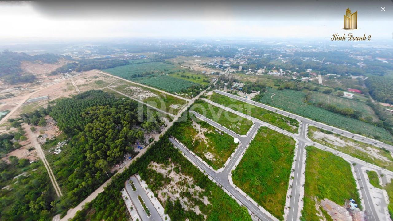 Bán gấp 500m2 đất gần chợ Ông Trịnh, đối diện cảng Cái Mép