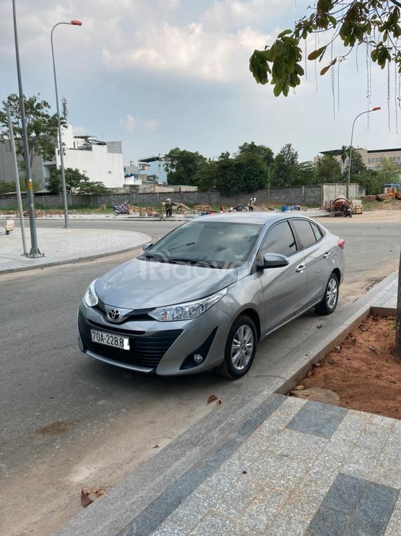 Vios 1.5E CVT tự động, đi 24000km, đăng ký 11/2019