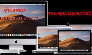 Thu mua Macbook cũ giá cao