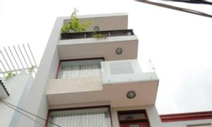 Cho thuê nhà nguyên căn hẻm nội bộ rộng 8m đường thông