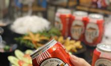 Phân phối bia River đỏ bán Tết