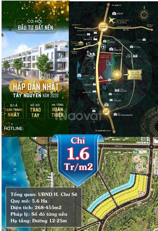 Bán đất nền liền kề KCN mới Nam Pleiku Gia Lai
